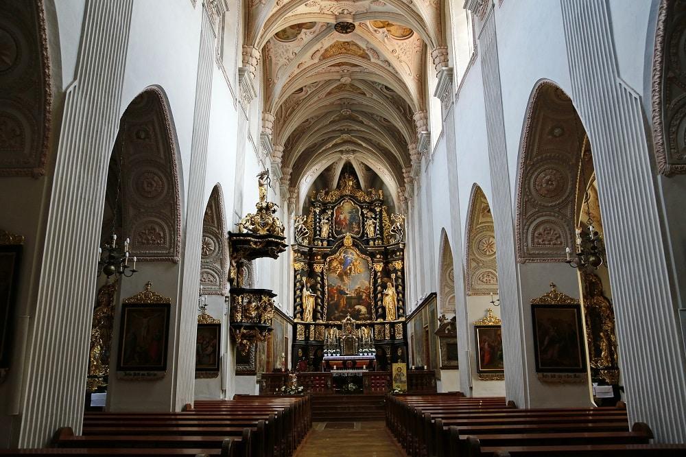 Stiftskirche Seitenstetten