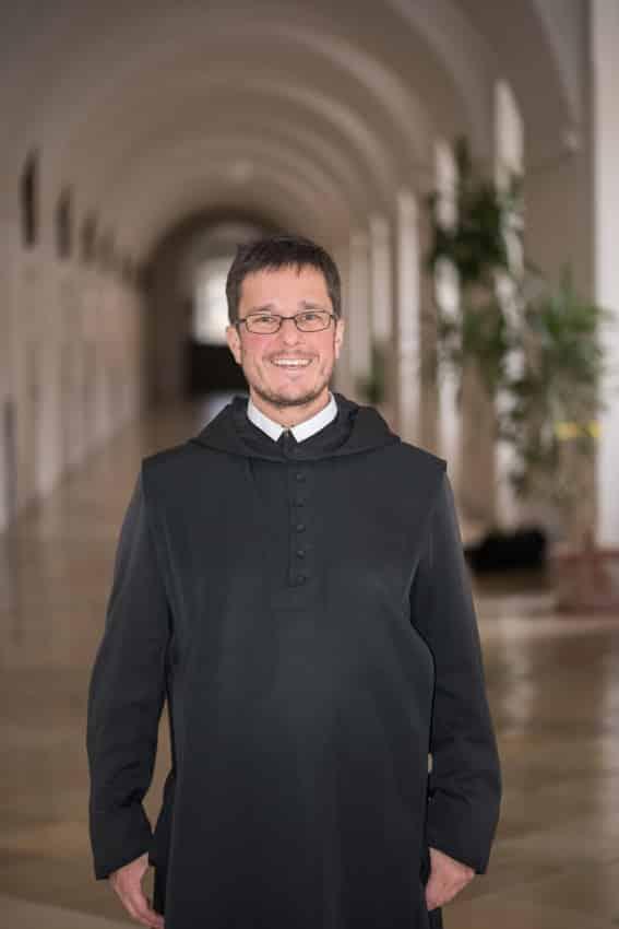 Pater Florian Ehebruster