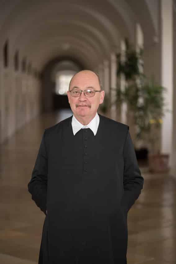 Pater Gerhard Ellinger
