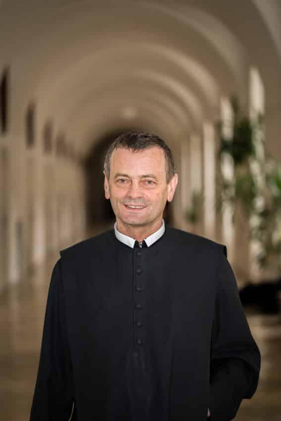 Pater Laurentius Resch