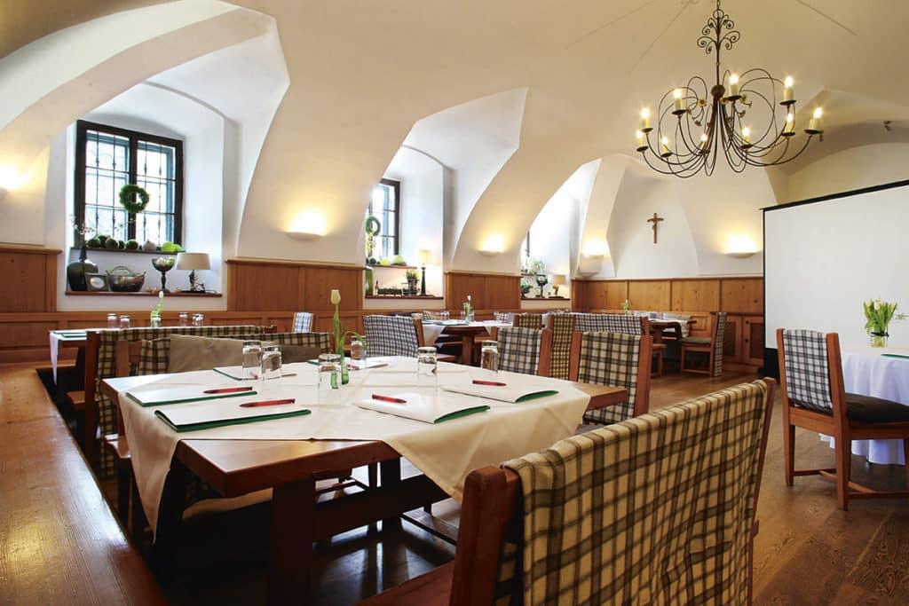Birnenstube Raum für Hochzeiten oder Feiern