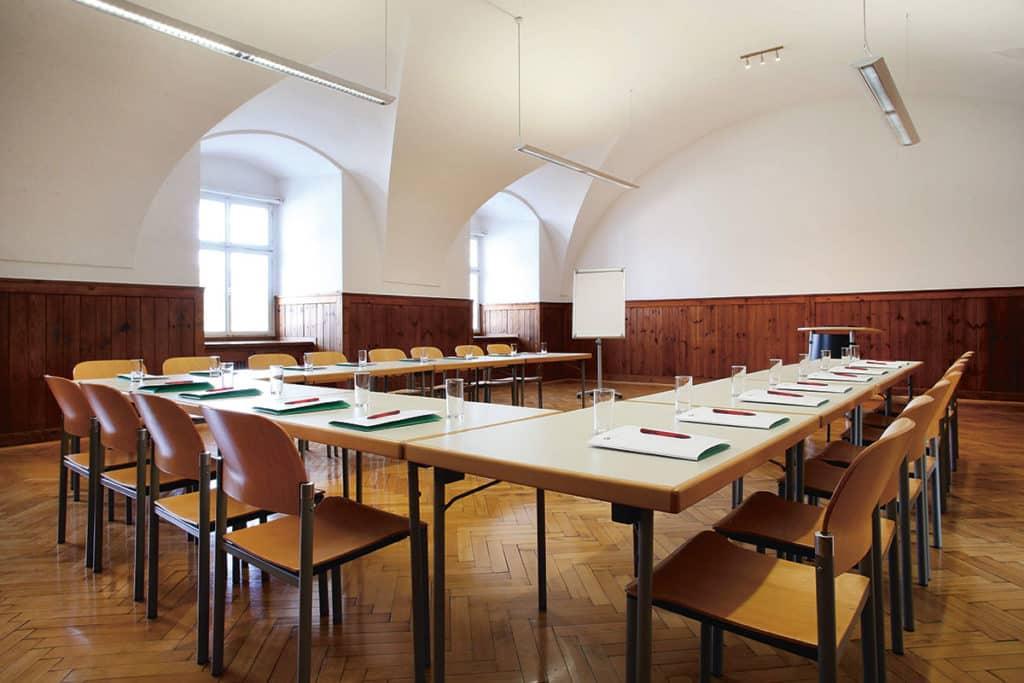 Raum Benediktus Saal für ca. 110 Personen