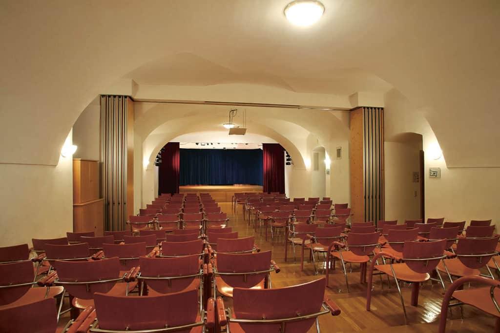 Theatersaal im Stiftsgymnasium