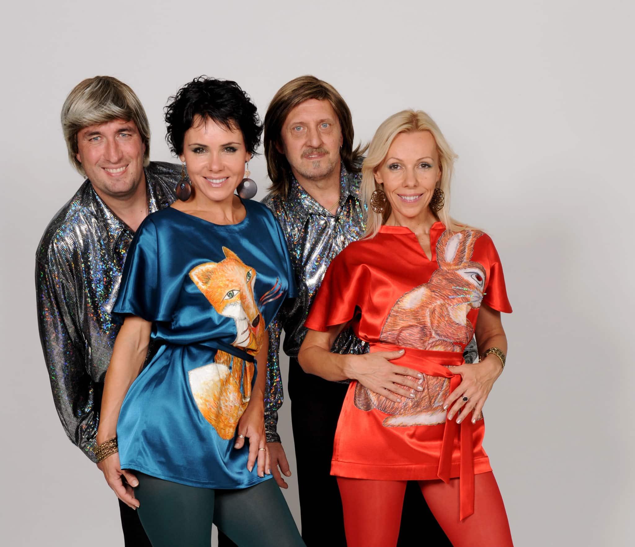 Die große ABBA Show im Stift Seitenstetten