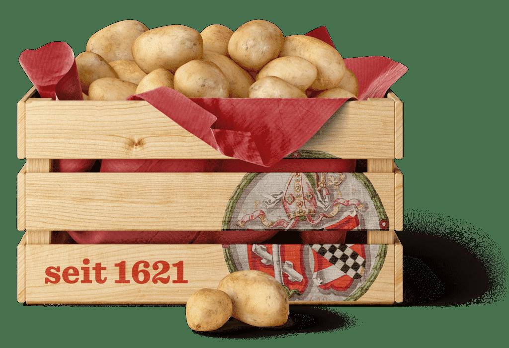 400 Jahre Erdäpfel-Pioniere im Stift Seitenstetten
