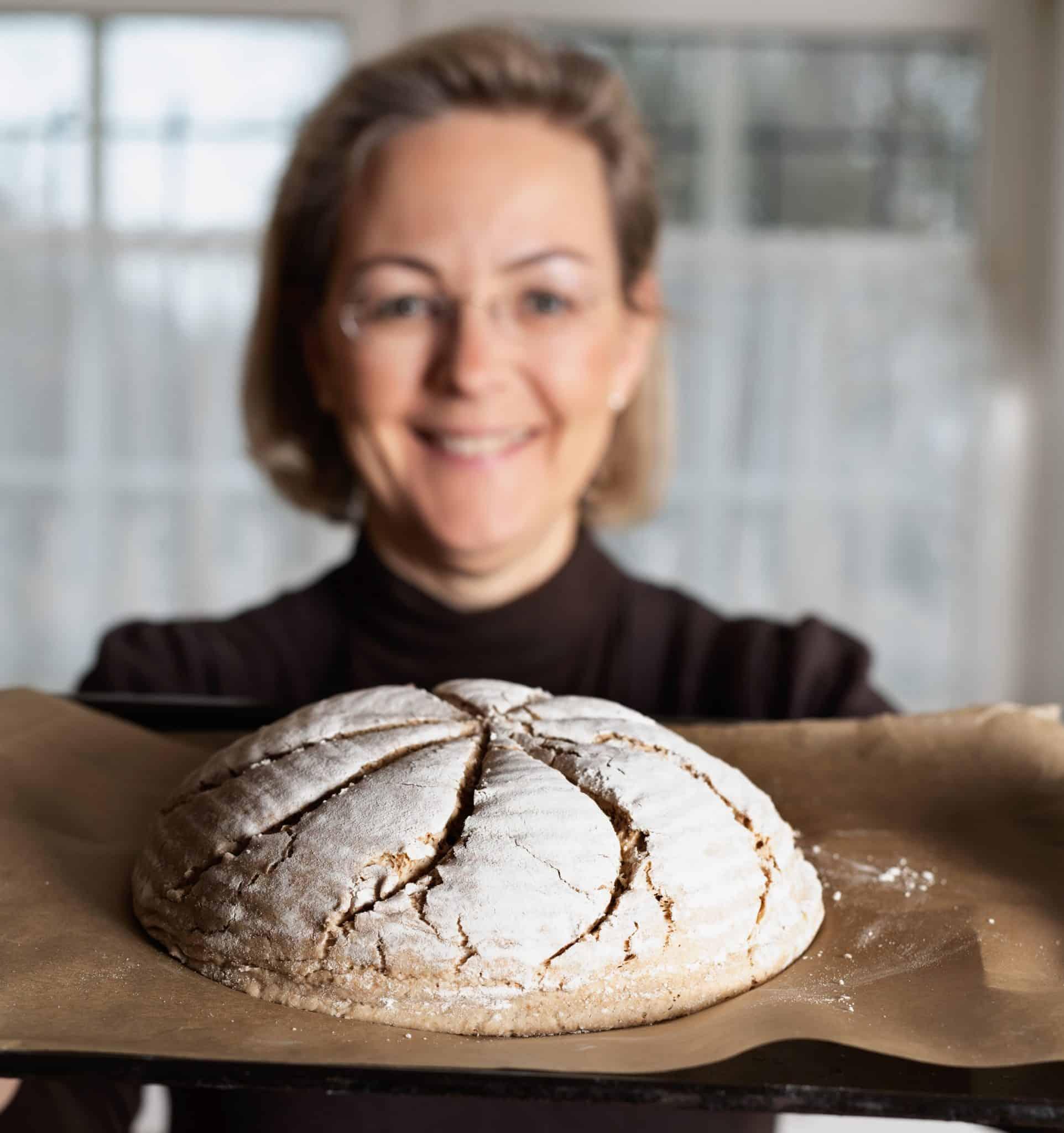 Monika Rosenfellner: Brotbacken für zu Hause