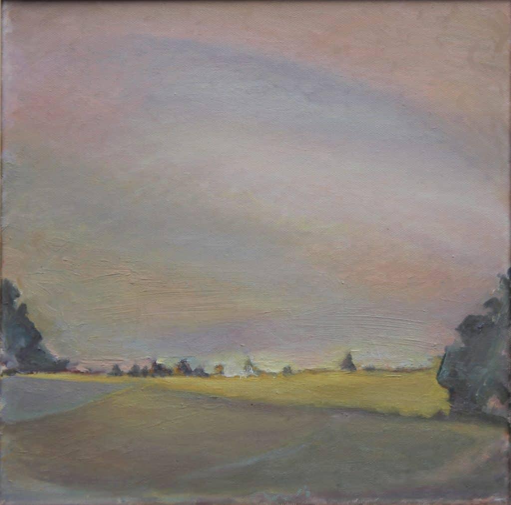 Landschaftsmalerei von Margit Wimmer Ausstellung